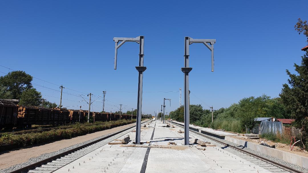 Cum se construiește o cale ferată